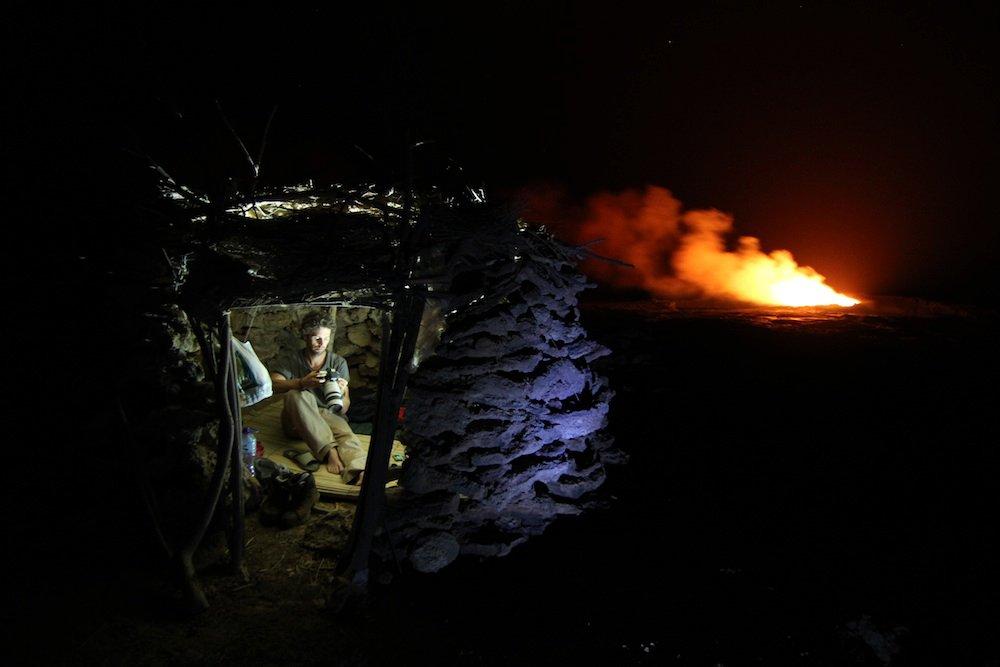 Volcanic Odysseys documentary